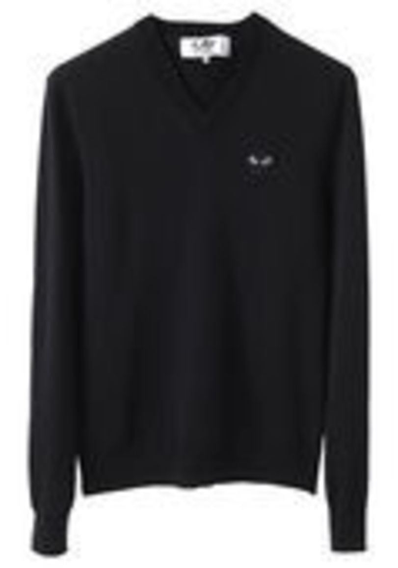 Men's Emblem Sweater