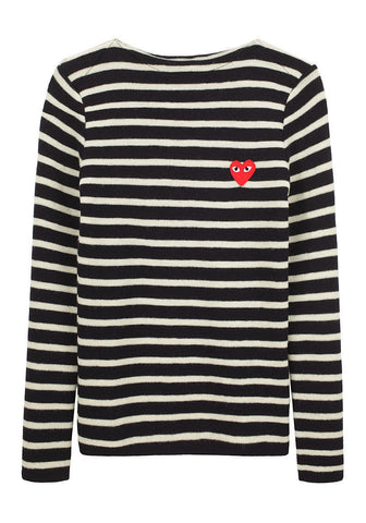 Nautical Emblem Sweater