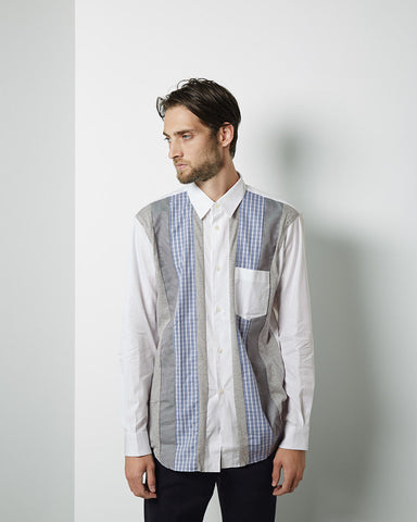 Combo Striped Shirt