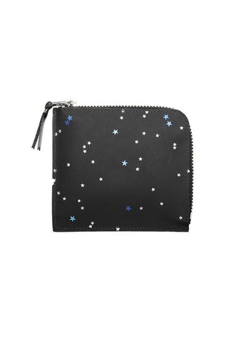 Bright Star Side-Zip Wallet