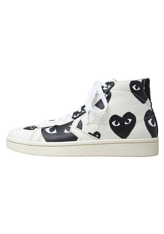 Canvas High-Top