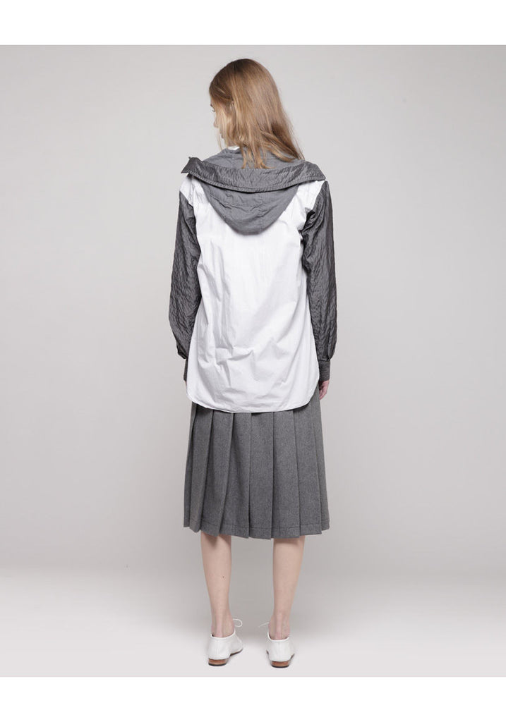 Hooded Shirt