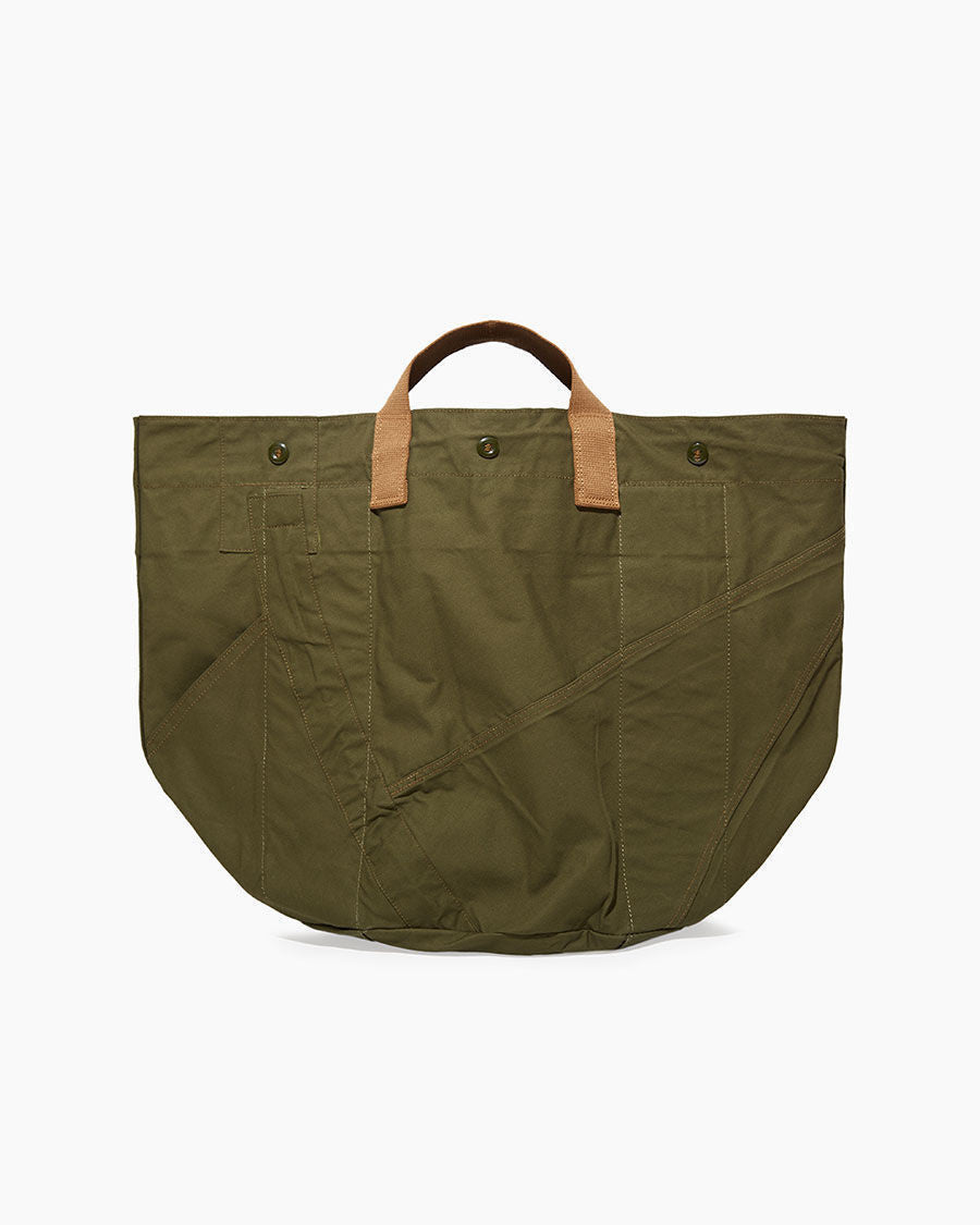 Large Military Tent Tote