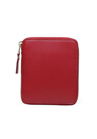 Square Zip Wallet