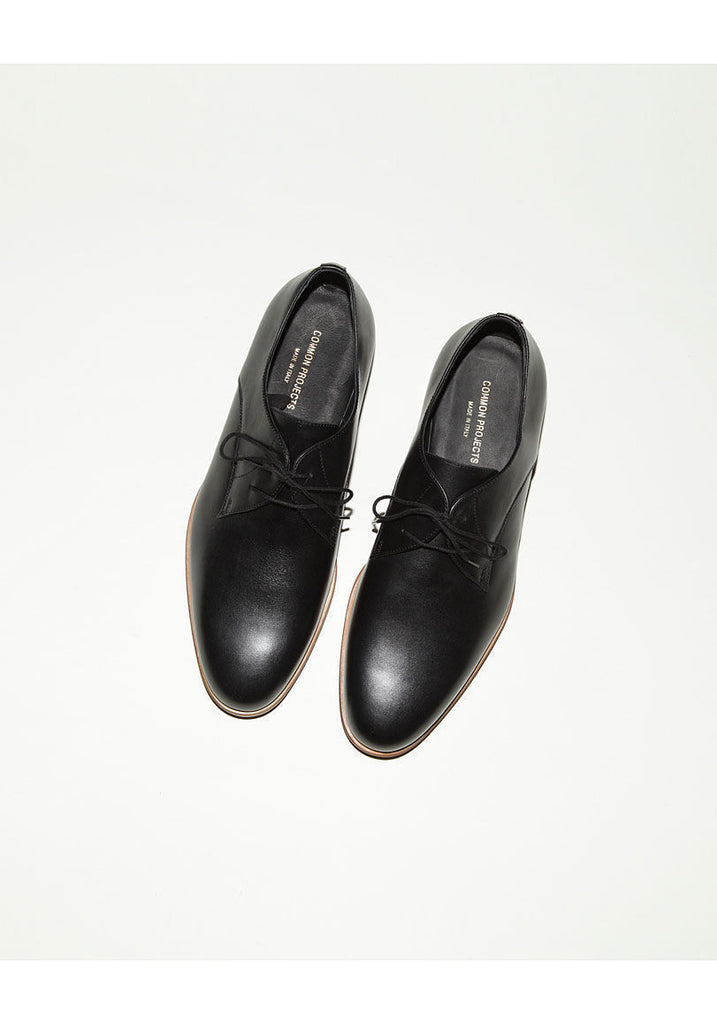 Officer's Derby Oxford