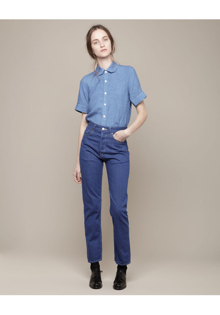 Dungaree Patterned Shirt