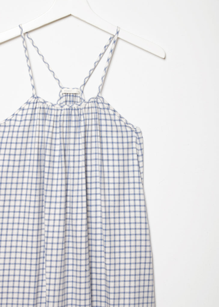 Flannel Nightie Dress