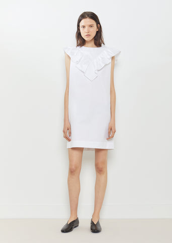 Vendredi Ruffle Front Dress