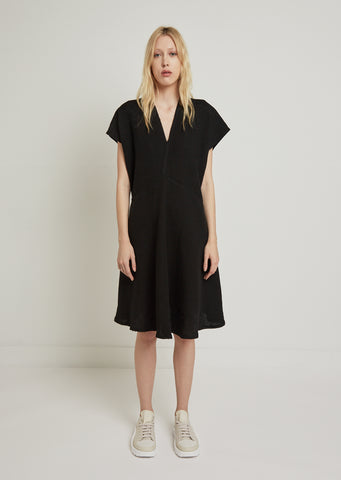 Jessa Raw Dress