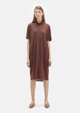 Louie Tencel Jersey Dress