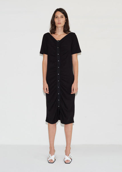 Aalto Placket Dress La Garconne