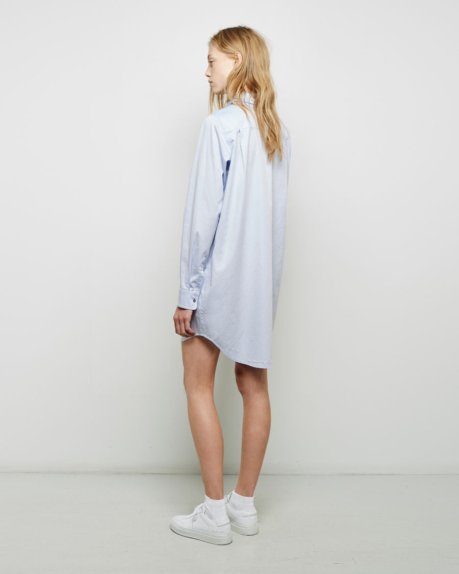 Poplin Shirtdress