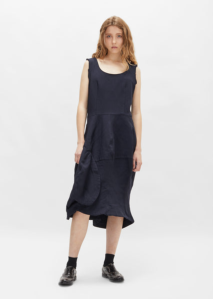 Double Cloth Serge Dress