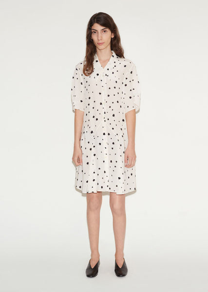 Lemaire Flared Dress La Garconne