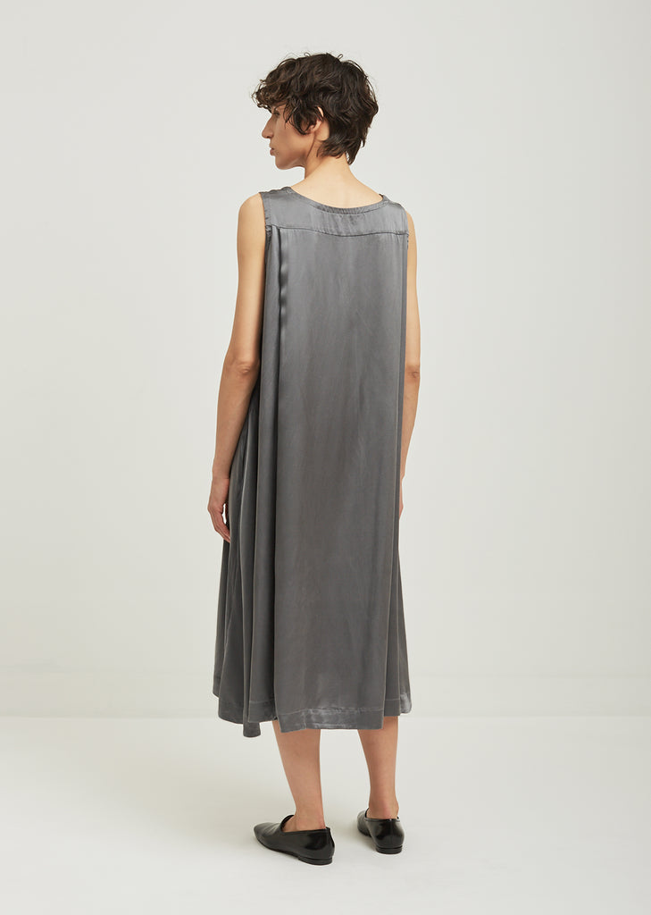 Robe Whoopie Silk Sleeveless Dress