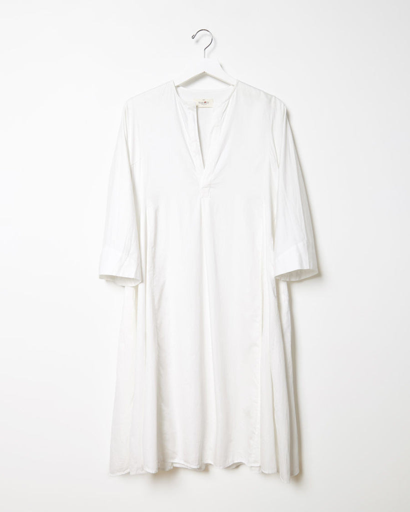 Godet Tunic Dress