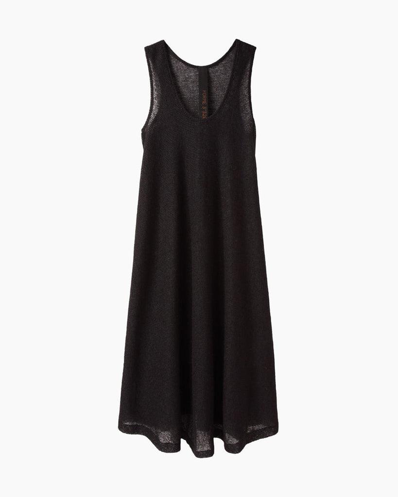Webbed Tank Dress