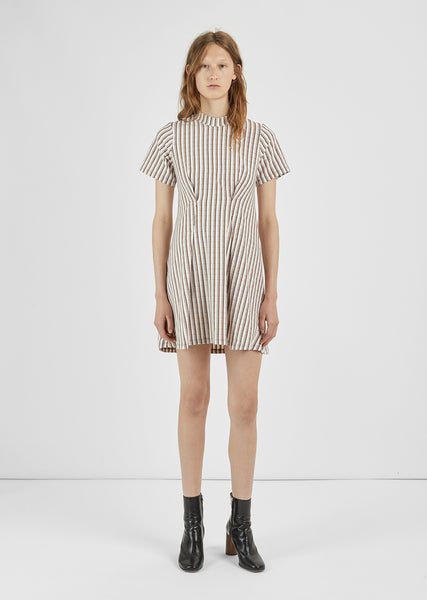 Top Stitch Dress