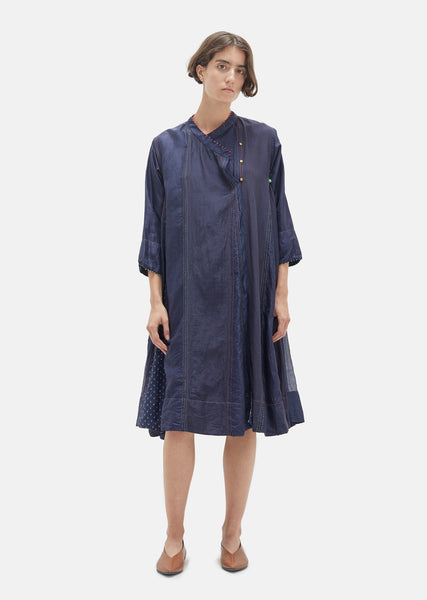 Handwoven Tassel Dress