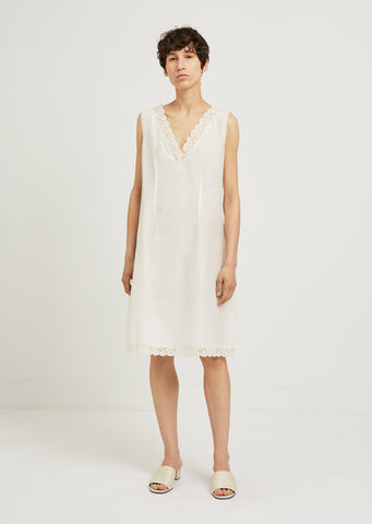 Lace Detail Slip Dress