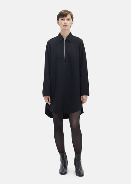 Poetry Half Zip Dress
