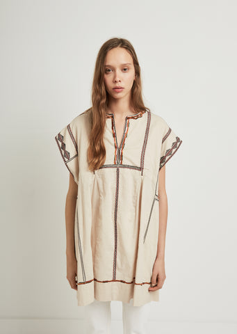 Belissa Embroidered Tunic