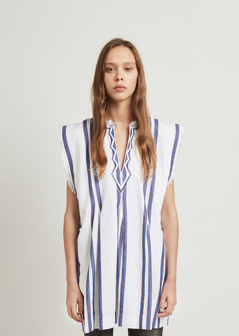 Denize Striped Tunic