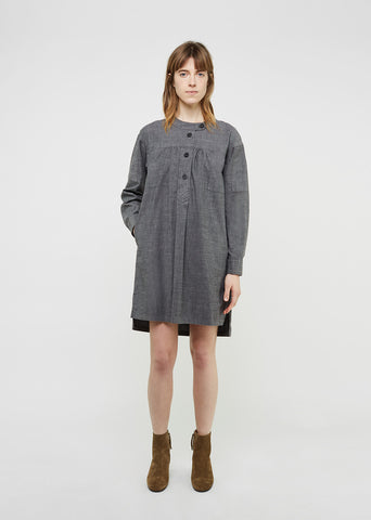 Anise Chambray Dress