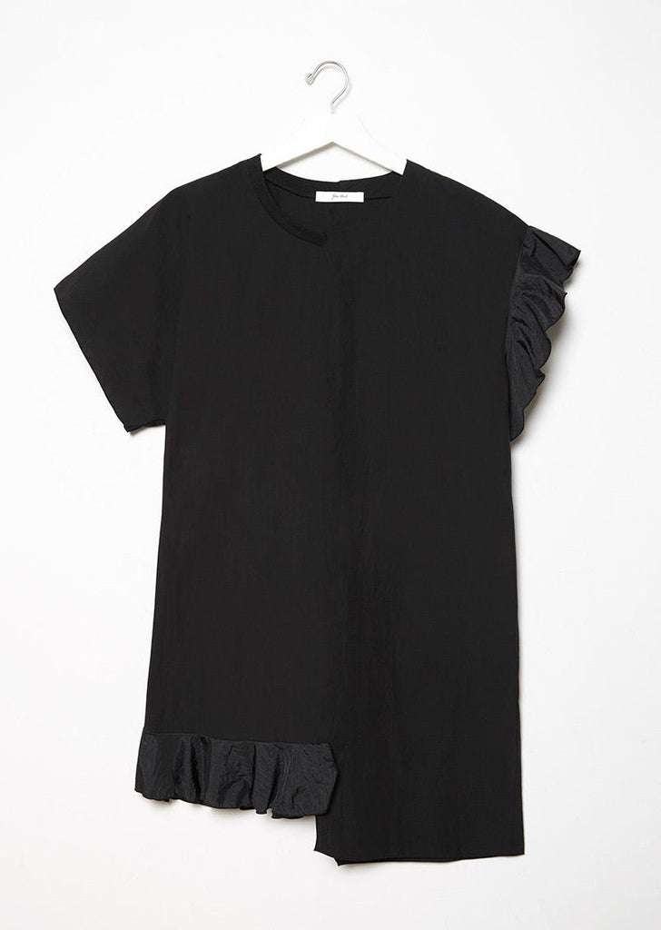 T-shirt Ruffle Dress
