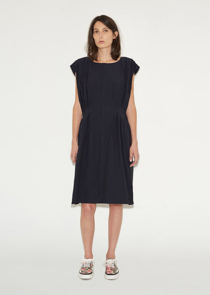 Julien David Soft Washed Cotton Dress La Garconne