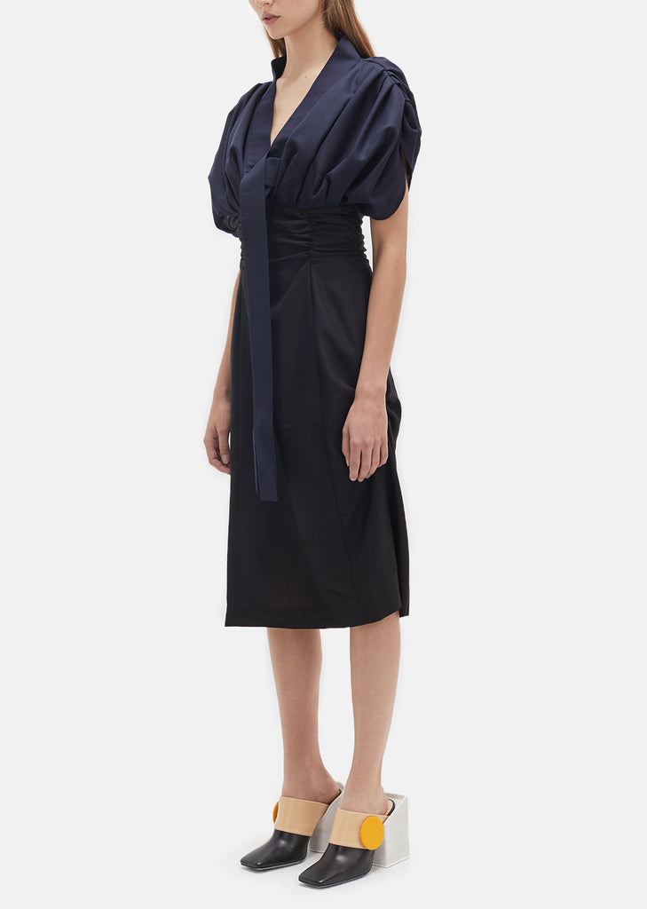 Madame Wool Dress