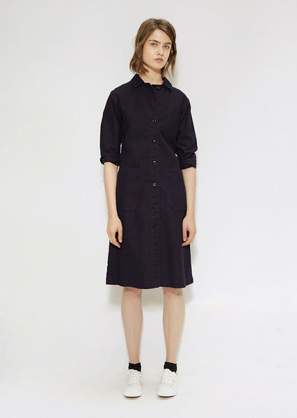 MHL by Margaret Howell Duster Dress La Garconne