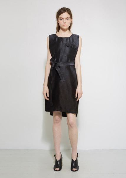 Maison Margiela Couture Silk Dress La Garconne