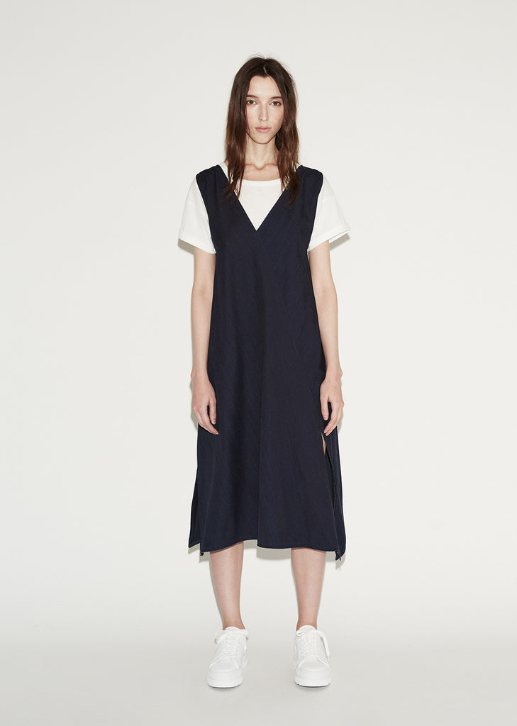 Garment Washed Dress
