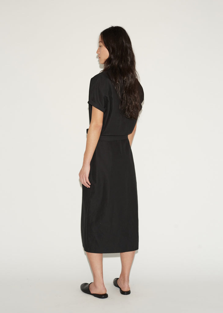 Structured Artist Dress