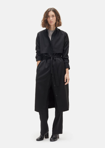 Academie Trench Coat No. 2