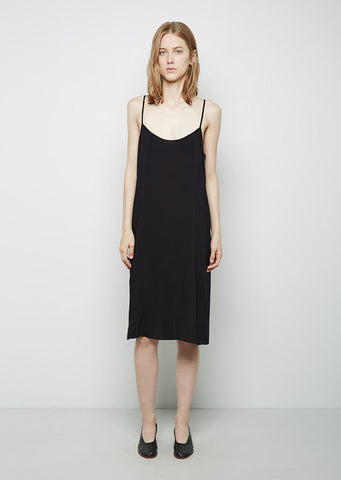 Portrait Slip Dress