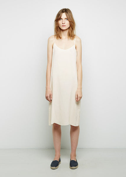 Moderne Portrait Slip Dress La Garconne