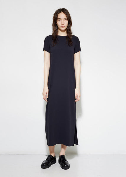 M. Martin Crepe Satin Dress La Garconne