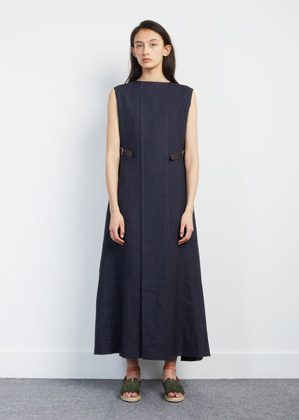 Daki Rudeback Linen Dress
