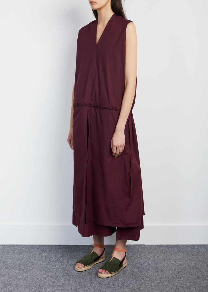 Denson Washed Poplin Dress