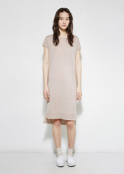 Organic by John Patrick Merino Sweater Dress La Garconne