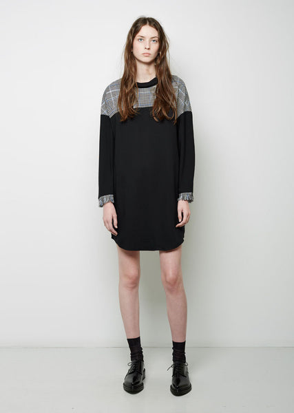 3.1 Phillip Lim Fringe Turtleneck Dress La Garconne
