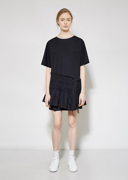 3.1 Phillip Lim Smocked Poplin Dress La Garconne