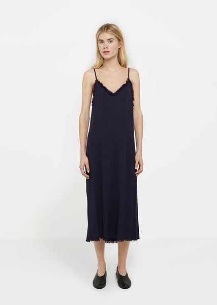 Viscose Crepe Cami Dress