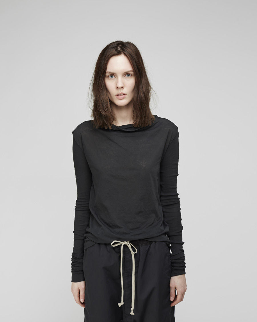 Long Sleeve Column Tee