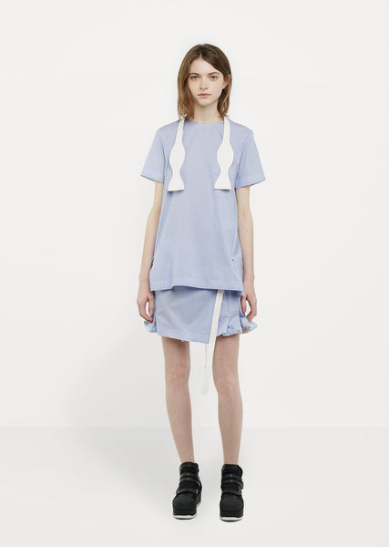 Stripe Glen Check Dress