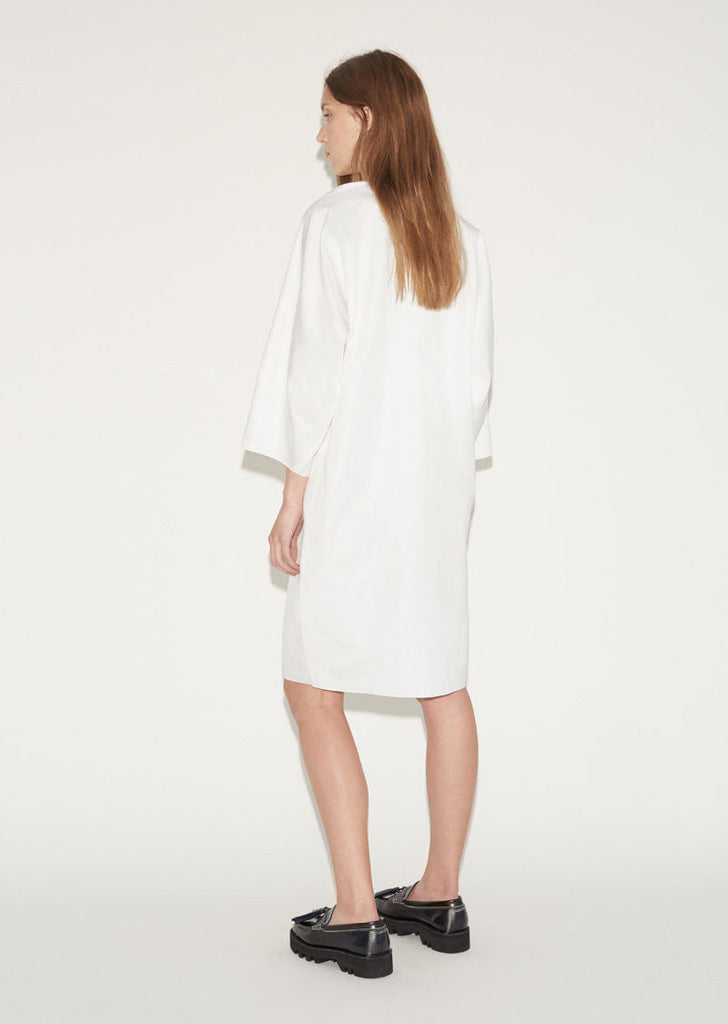 Driver Cotton Linen Dress