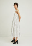Poplin Printed Sundress