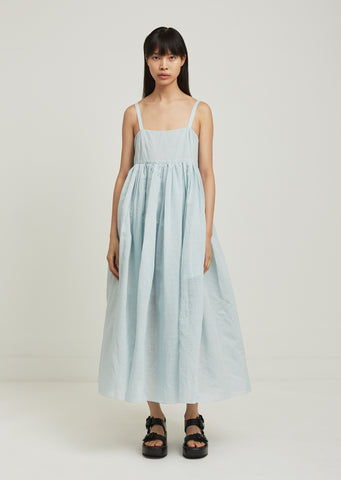 Cotton Silk Sundress